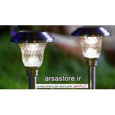 چراغ باغچه دکوراتیور خورشیدی