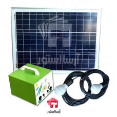 پک برق و روشنایی خورشیدی